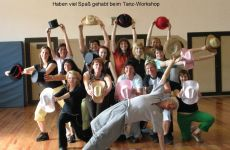 Tanzworkshop 2006